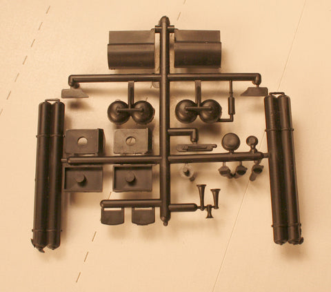 #92032  Detail parts (Front Range GP7/9 shell)