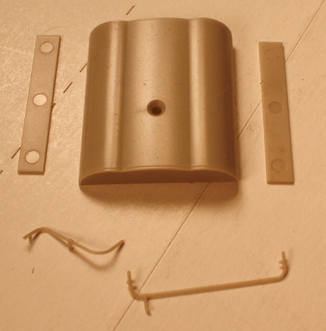 #29303 FT -  GP7/9  1600 gal. Fuel tank  (fits Athearn Genesis frame)