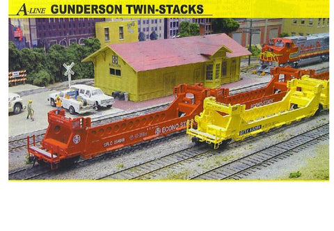 "#27103 - Kit ""C"" Complete Five Unit Car"