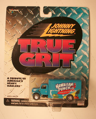 DC-Hawaiian Punch (bev truck) HO / 1/87 scale