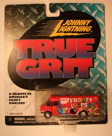 DC-Froot Loops  (step van) HO / 1/87 scale