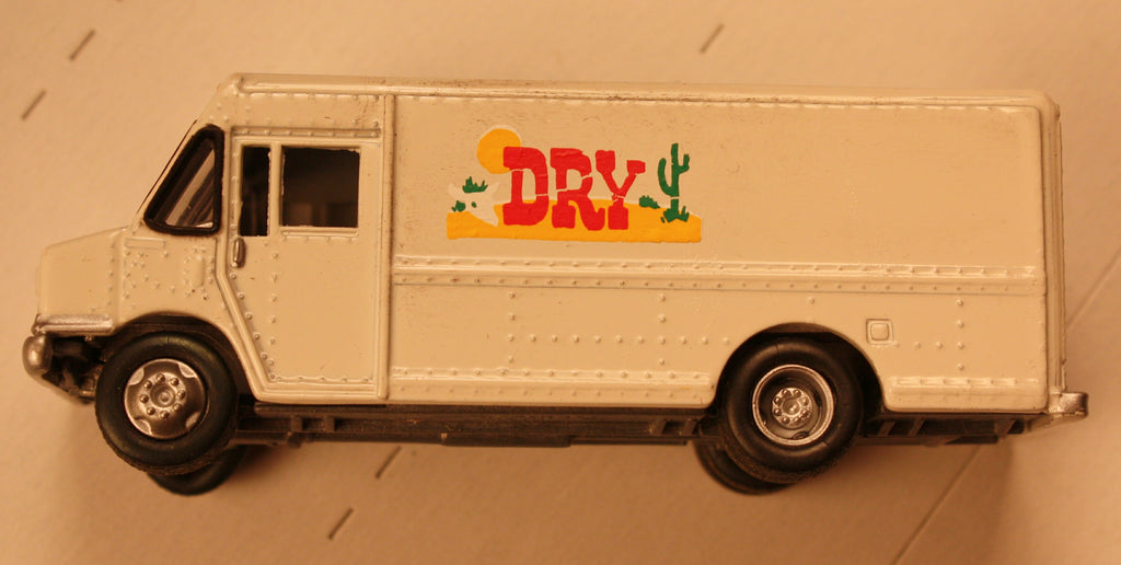 Dry  (step van) HO / 1/87 scale