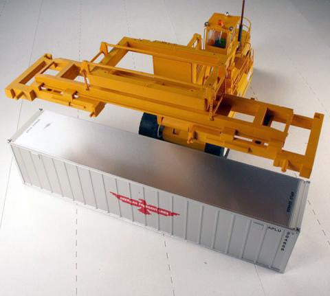 #30001 - Optional attachable container-only spreader with 2 powerful magnets embedded in this lift