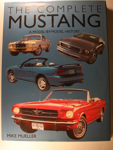 BK223    Ford Mustang