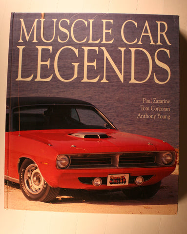 BK221    Muscle Car Legends