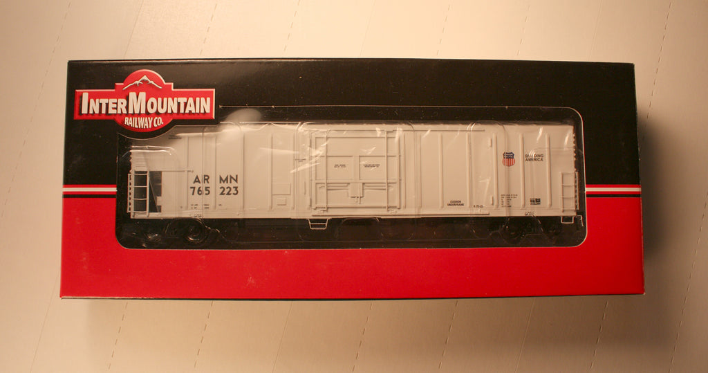 #48809-19   R-70-20 refrigerator car Union Pacific - ARMN   car#765223