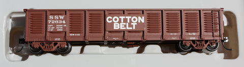 EXR-1208-3 Gunderson 2420 cu ft Gon Cotton Belt SSW#72634