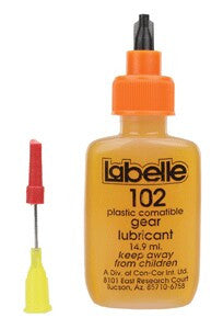 #LT-102 - Labelle 102 Gear Lube - 1/2oz (14.8mL)