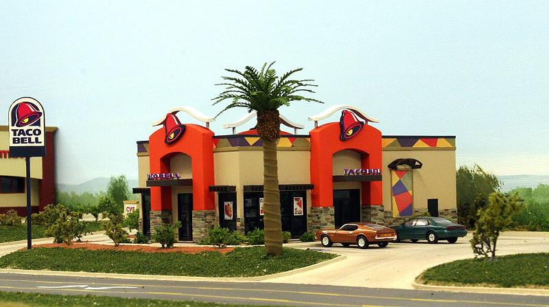 #TB-003 - Taco Bell Restaurant, Latest Design