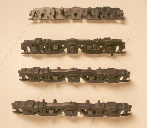 #ATHSF-100 - PA Sideframe Set - Fits Athearn PA Trucks (plastic)