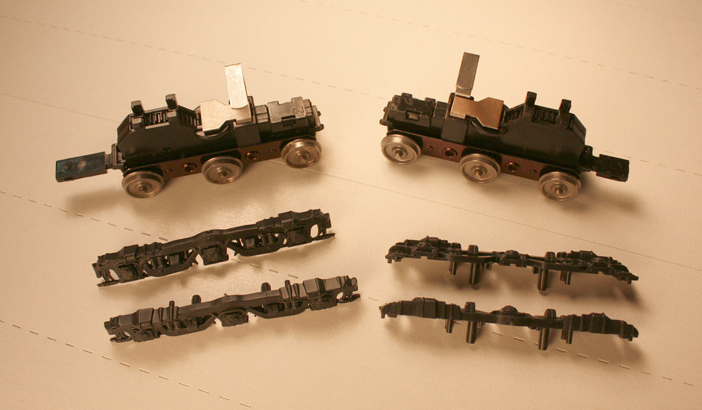 #PT33226-7 - Power Trucks:  For Athearn PA