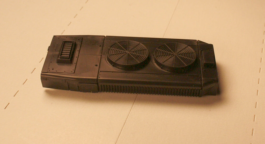 #45038-SD40-2  dyn pc for Athearn shells
