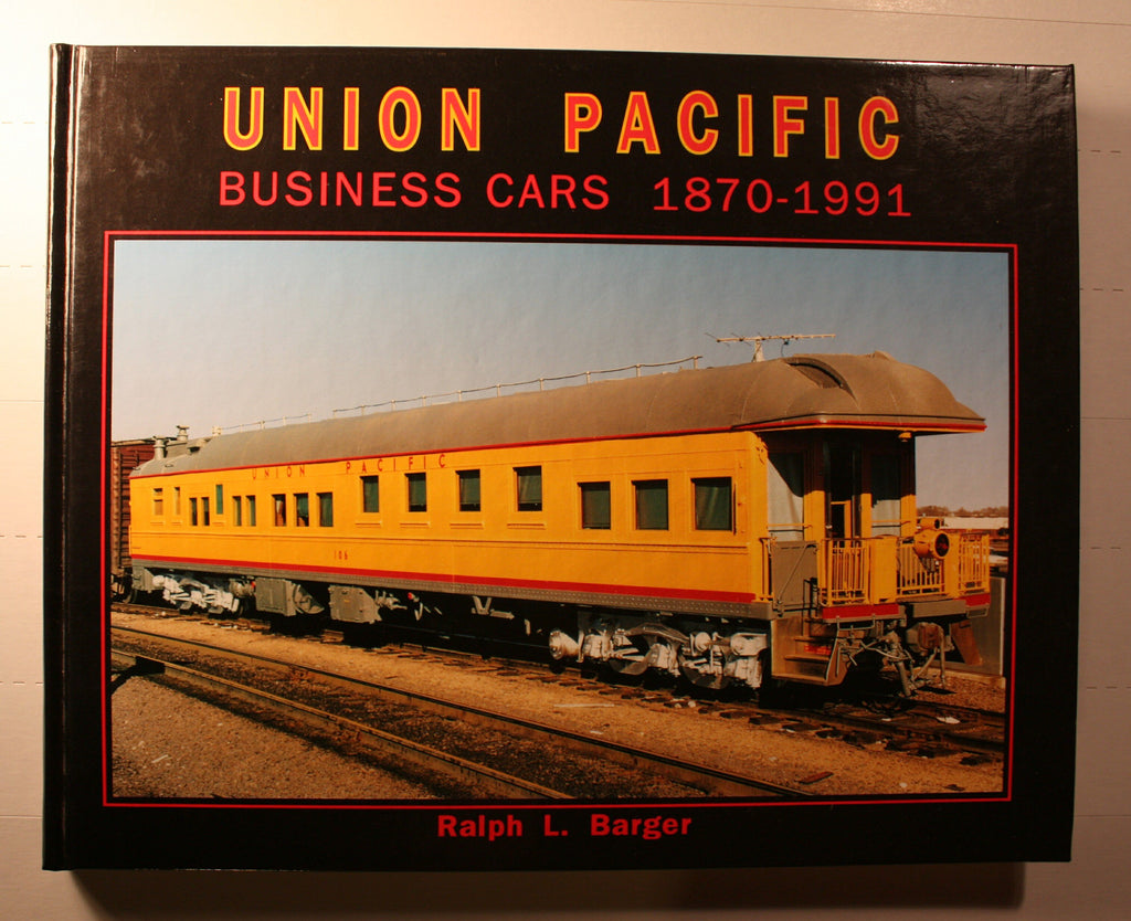 BK145   UP Business Cars