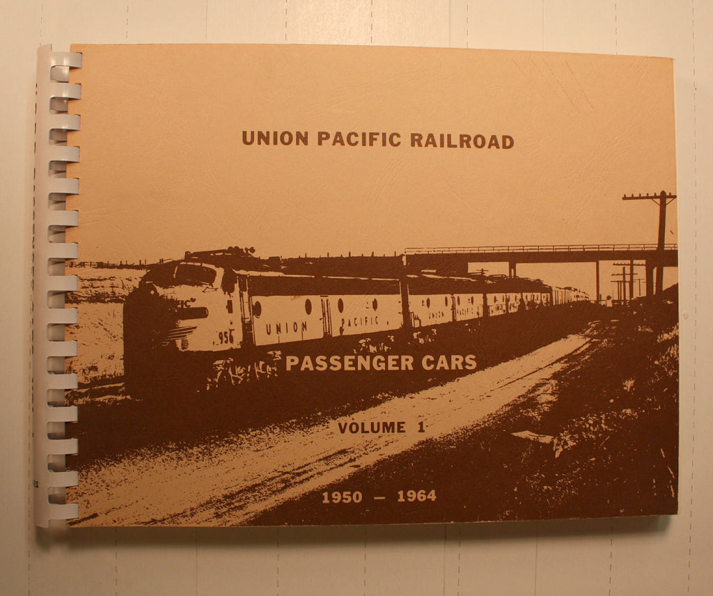 BK149   UP  Passenger Car  Vol 1 1950-1964