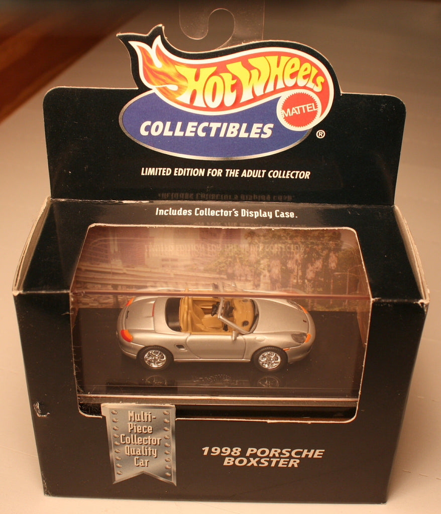 DCM   Porche Boxster  Hot wheels Collectables #2
