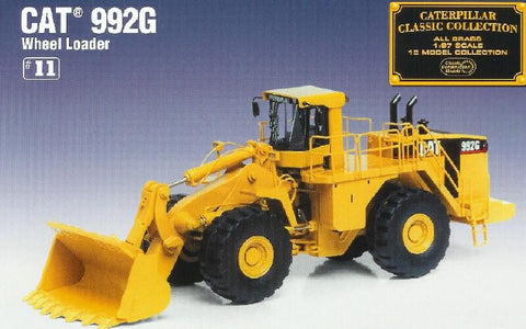 Classic Construction Models   #BCE Cat  992G  Wheel Loader   (SOLD OUT)