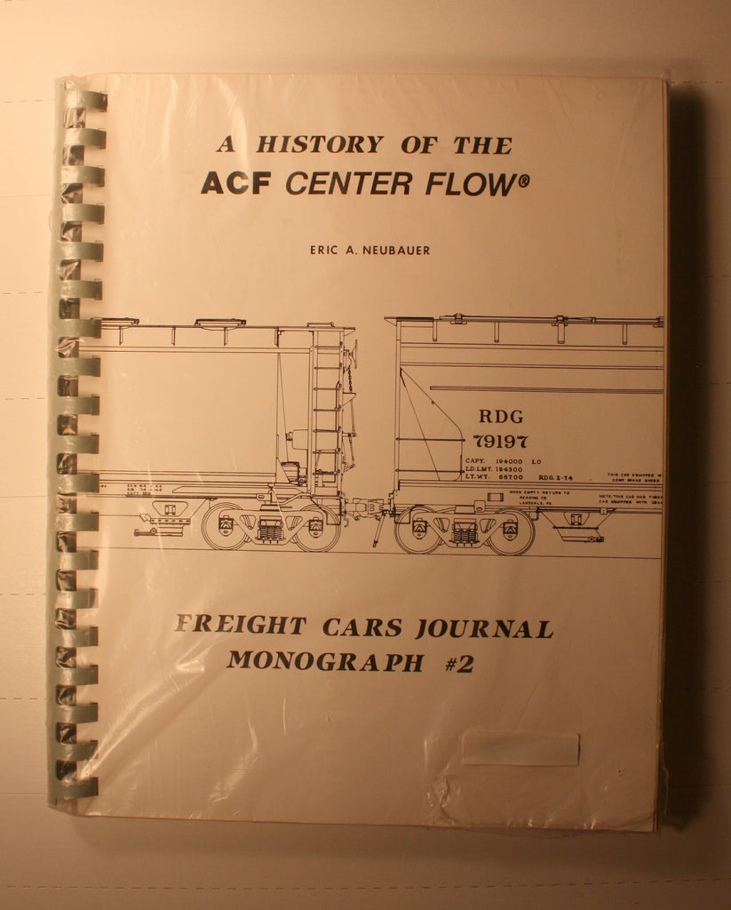 BK141  History of ACF Center Flow Hoppers