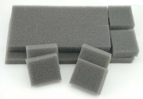#19300 - Foam Spacers (24 HO Scale or 48 N Scale)