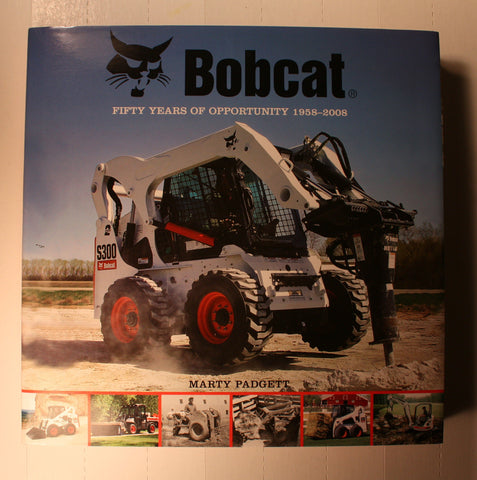 BK114   Bobcat   (50 Years Of Opportunity  1958 - 2008)