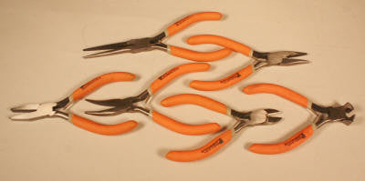 #HT-103 - 6 Piece Precision Pliers Set