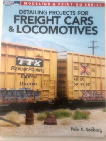 BK172 Detailing Projects for Freight Cars & Locomotives