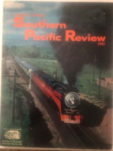 BK198   Southern Pacific Review 1981
