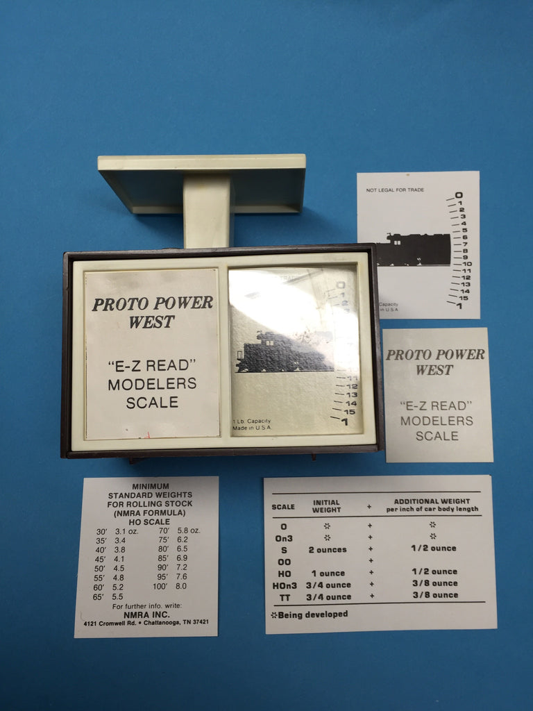#13111 - Modelers Scale Label Set