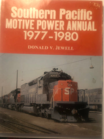 BK195   SP Motive Power Annual