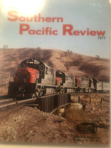 BK196   Southern Pacific Review 1977