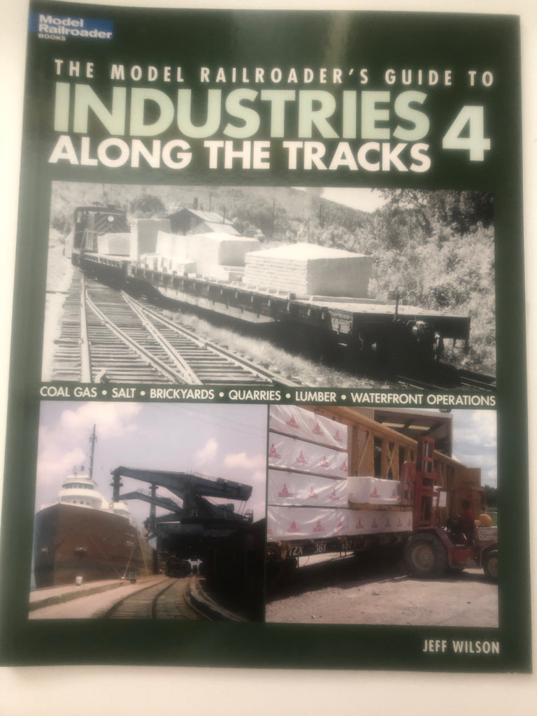 BK163    Industries Along The Tracks  by  Wilson Vol. 4