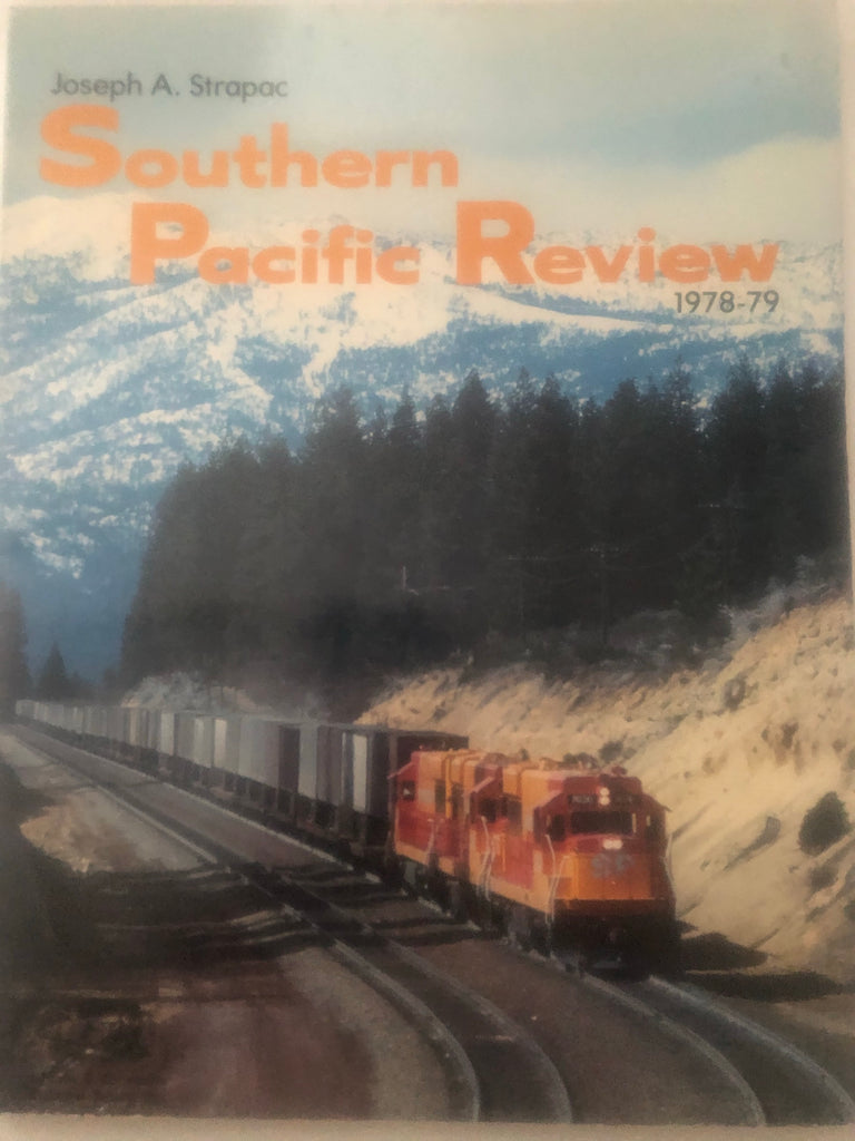 BK197   Southern Pacific Review 1978-79