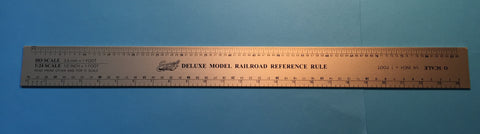 #HT-105 - Precision Multi-Scale Ruler