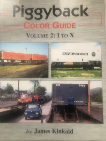 BK210  Piggyback Color Guide Vol. 2