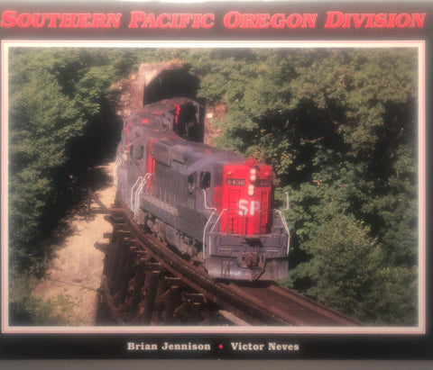 BK185    Southern Pacific Oregon Division