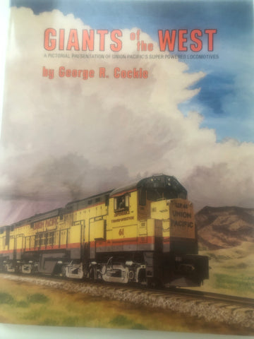 BK194 Giants of the West