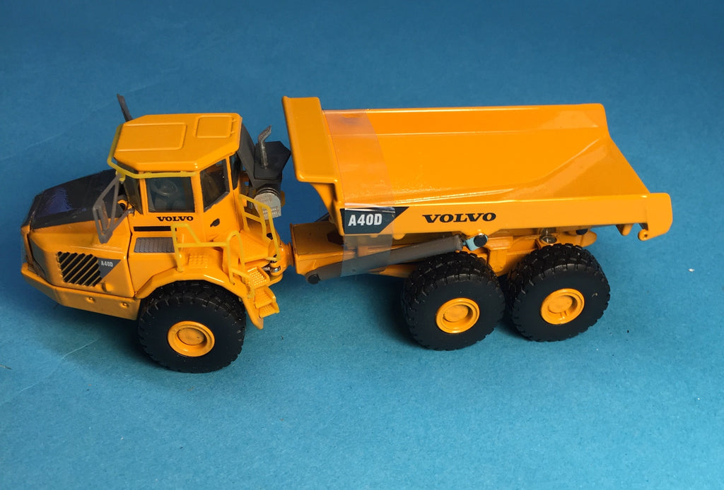#MA-13042 Volvo Articulated Hauler