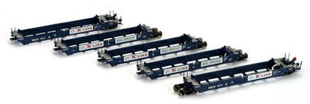 #95035 - K-Line/Rail Bridge 5-Car Set