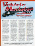 BK130 Model Railroading Magazine Special Issue plus additional insert.