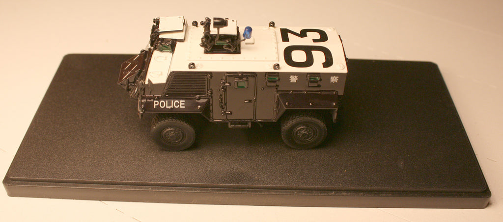 CBM   Police Swat Emergency Vehicle