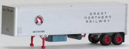 #50143 - Early Style ThermoKing underbody reefer unit  ( Includes fuel tank)