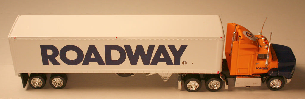 DCM   Roadway  Tractor/Trailers by Matchbox  diecast HO scale
