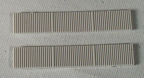 #R163 - SD90 Radiator Grilles (1 Set)