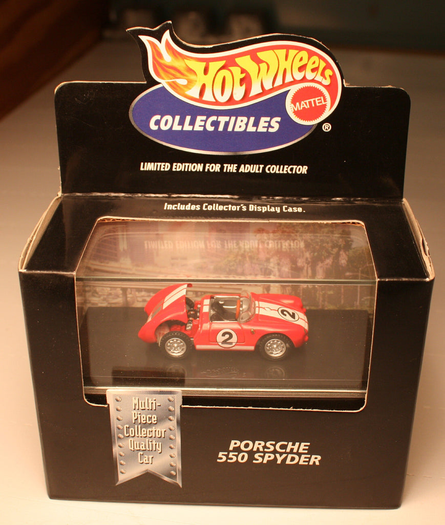 DCM   Porche Spyder  Hot wheels Collectables #3