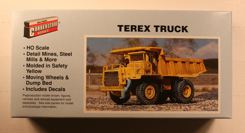 CS-3142 - Terex truck   (plastic kit)