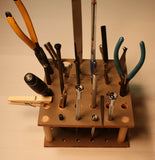 #HT-118   Tool Holder  (some assembly required)