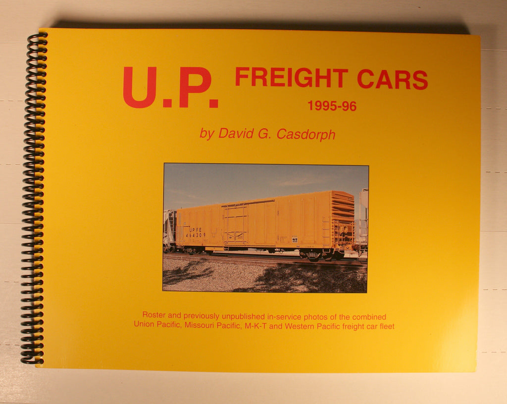 BK152 UP Freight cars  1995-1996