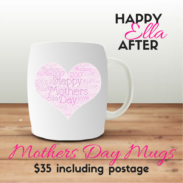 Mothers' Day Name It Mug