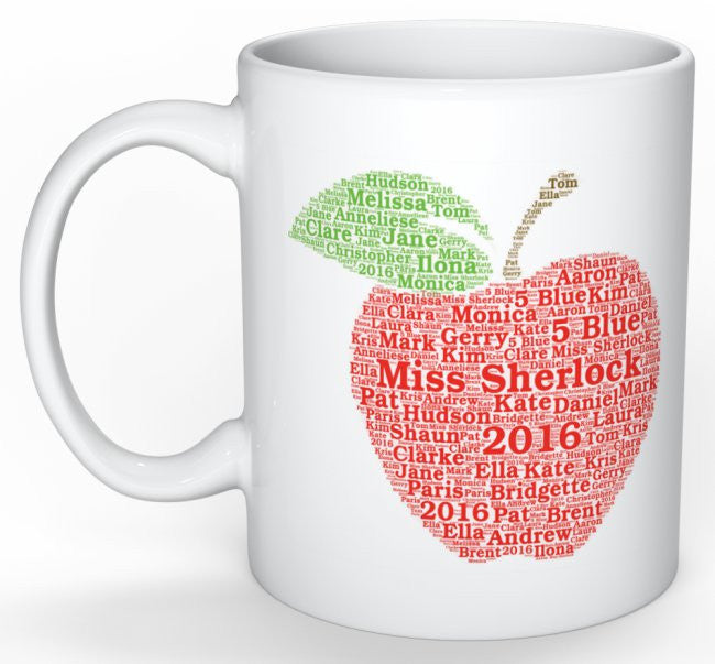 Apple NAME IT Mug