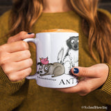 """Antidepressants 2"" Mug"