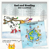 Premium Mini Wall Calendar - 2021 Limited Edition
